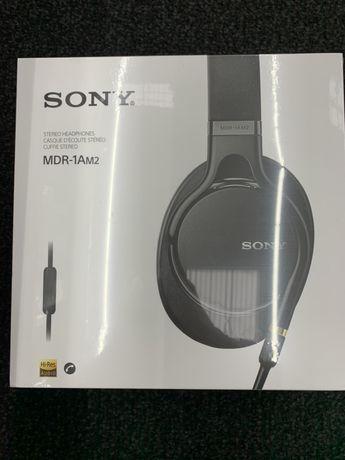 Sony mdr-1am2s czarne