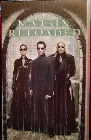 Filme do Matrix Reloaded
