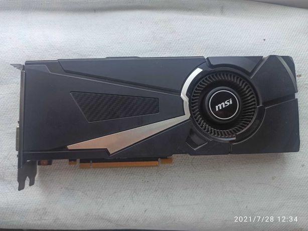 GeForce GTX 1070 MSI Aero 8 Гб. - 30 т.р.
