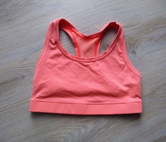 Top sportowy/Stanik r. XS/S Orange fitness Cassal