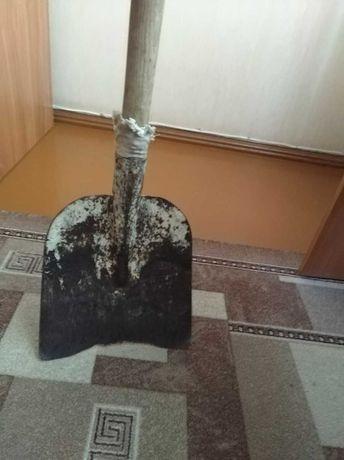 лопата совковая для земляных работ советская