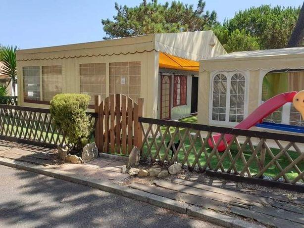 ERICEIRA-Alvéolo com Roulote + avançado + cobertura + 2 tendas
