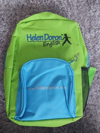 Plecak szkolny turystyczny nowy