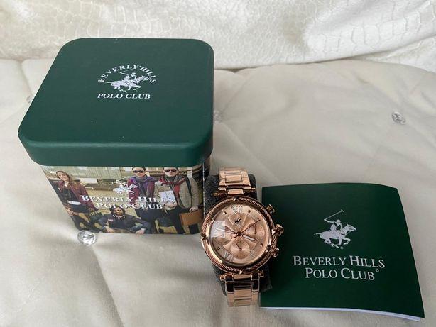 Zegarek Beverly Hills Polo Club NOWY