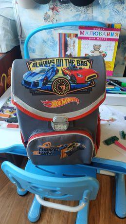 Шкільний рюкзак Kite - Hot Wheels