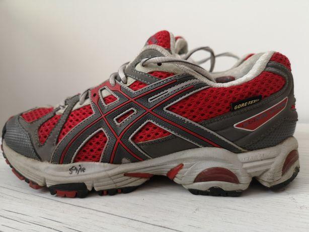 Buty do biegania Asics gel trial sensor goretex 39,5 25cm trialowe