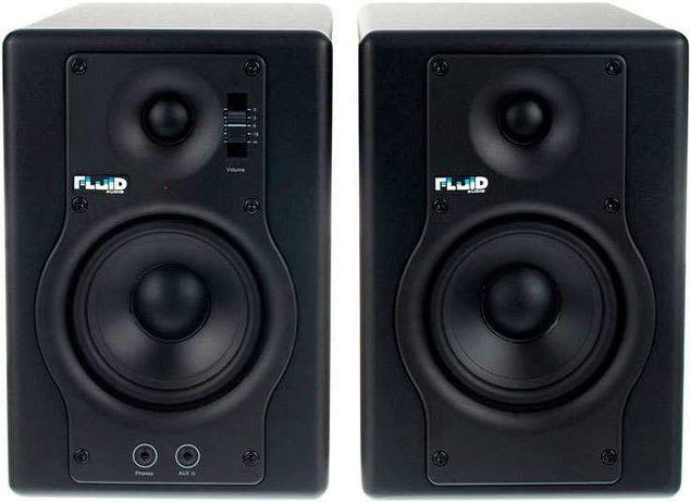 продам мониторы студийные  Fluid Audio F4