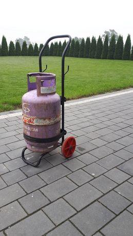 Wózek do butli gazowej itp