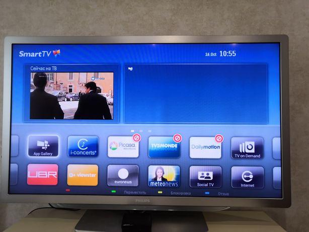 Телевизор Philips 46PFL9706  Необходим ремонт