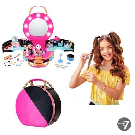 LOL Salon fryzjerski Surprise J.K. Beauty Hair Salon 5w1 MGA
