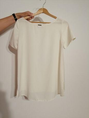 Bluzka damska rozmiar uniwersalny, kolor ecru.