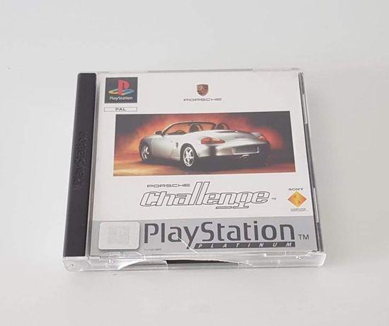 Jogo Porsche Challenge
