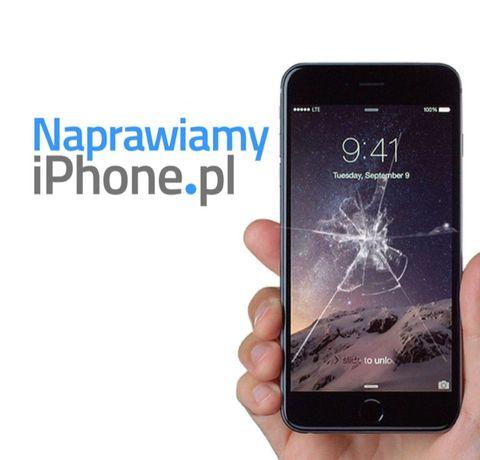 Ekran + Wymiana Wyświetlacza Szybki iPhone 5S SE 6 6s 7 8 X XR XS MAX