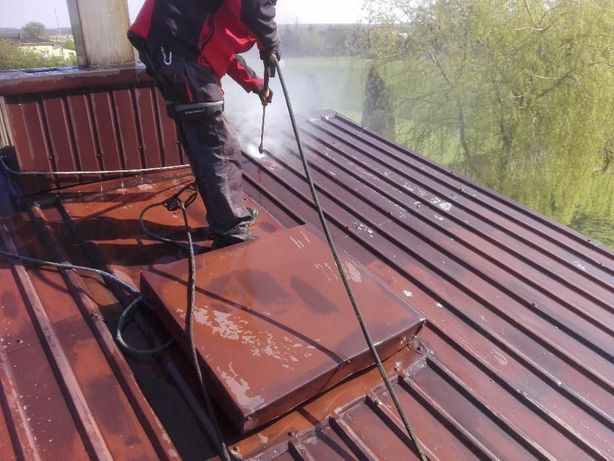 Malowanie Dachów PROFESJONALNIE , Dojazd i Wycena GRATIS!!!