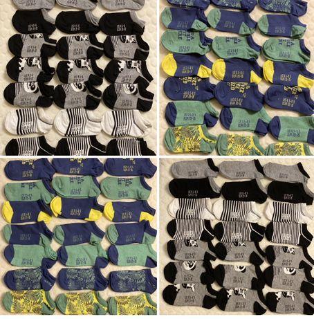Носочки  дитячі lupilu низенькі Німеччина). Розмір 19-22; 23-26; 27-30