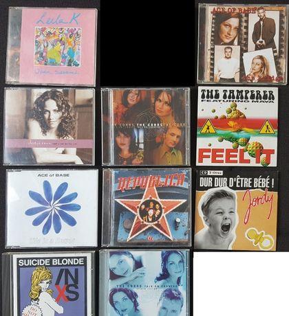 Vários CDs