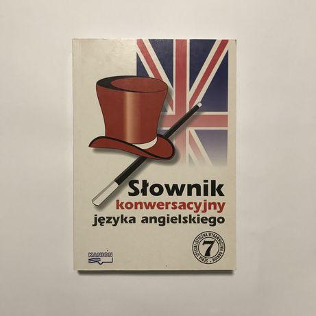 Słownik konwersacyjny języka angielskiego -