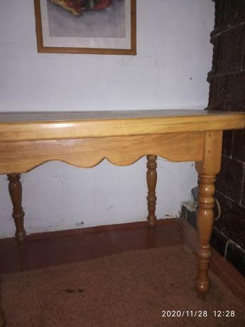 Стіл дерев'яний ручної роботи
