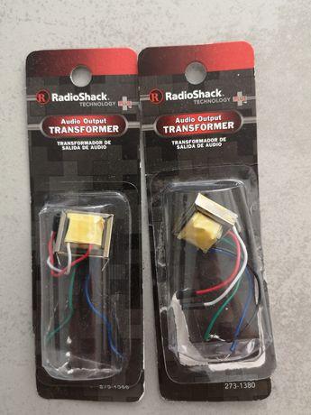 RadioShack Transformator audio