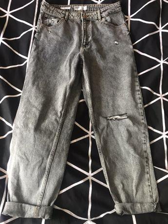 Spodnie mom