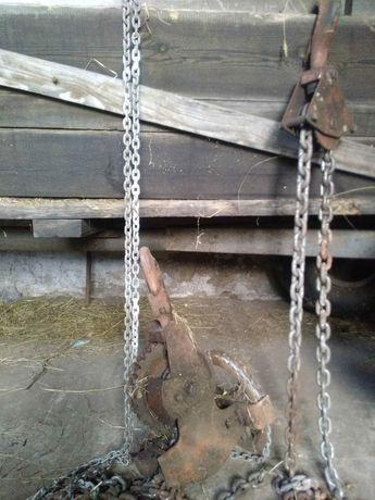 Wciągarka / łańcuszek / demak