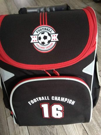 Рюкзак школьный каркасный GoPack