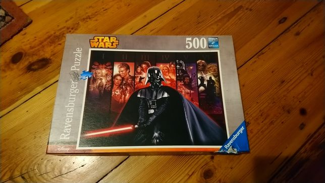 Puzzle Star Wars 500 Ravensburger