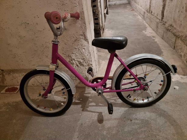 Rower dziecięcy Reksio 16 cali