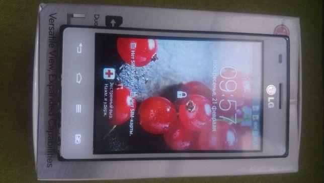 Смартфон LG dual sim e-615