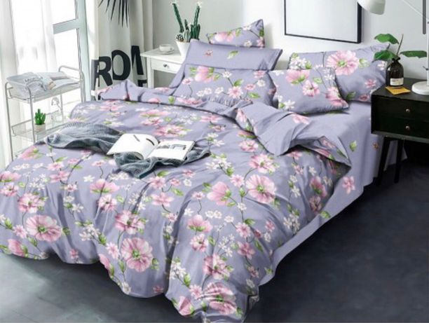 Продам шикарные комплекты постельного белья 1.5,2.0 спальные, ЕВРО