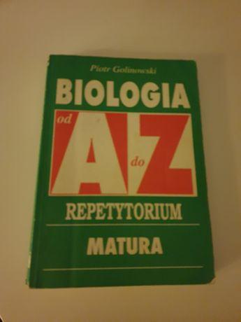 Książka/Repetytorium biologia