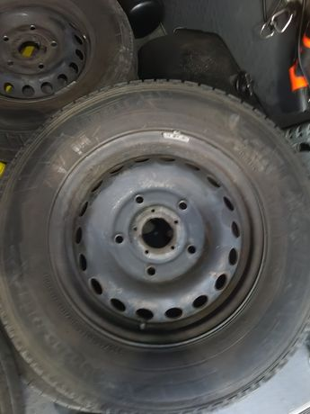 Ford transit Резина 235/65 16c +диски 5х160 r16 и колпаки форд