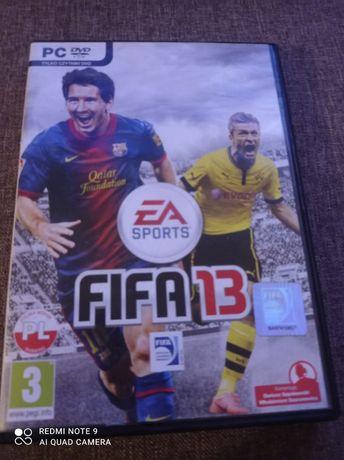 FIFA 13 na PC polska wersja