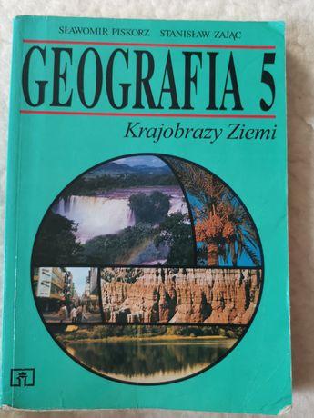 Geografia 5 Krajobrazy ziemi