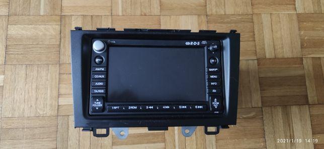 Nawigacja Navi Honda CRV III + GPS