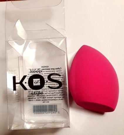 Спонж-блендер K.O.S для макияжа
