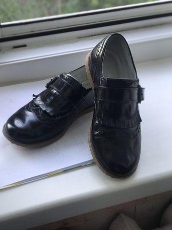 Туфлі шкіряні 31 розмір