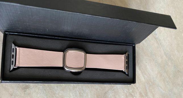 Кожаный Ремешок для Apple Watch Series 3