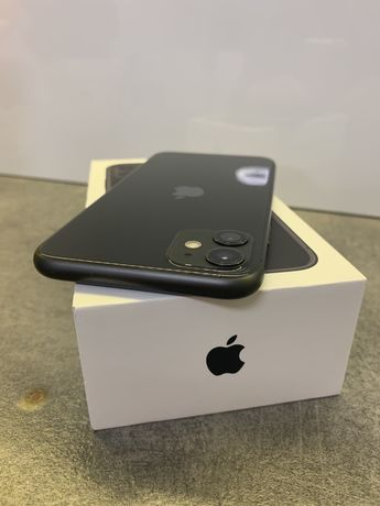 Nowy iPhone 11 256 GB Black