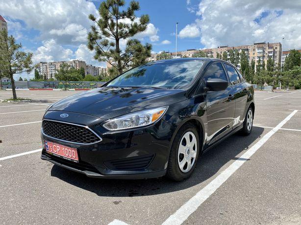 Ford Focus 2015 автомат 79т км. Авто из США