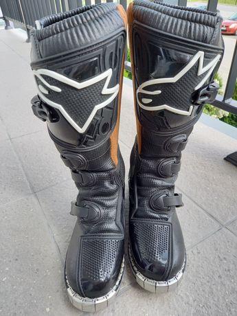Turystyczne buty motocyklowe alpinestars