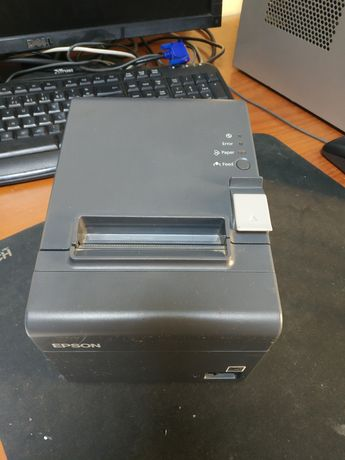 Epson TM-T20II com problema