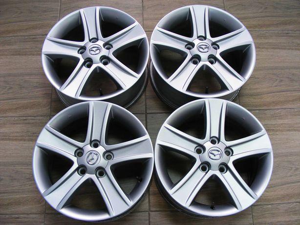 Диски R16 Mazda 3,5,6,Premacy 5x114.3.