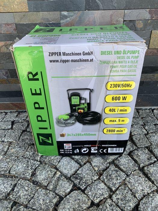 Pompa do oleju napędowego, pompa do ropy, diesla Zipper ZI-DOP600 Rytro - image 1
