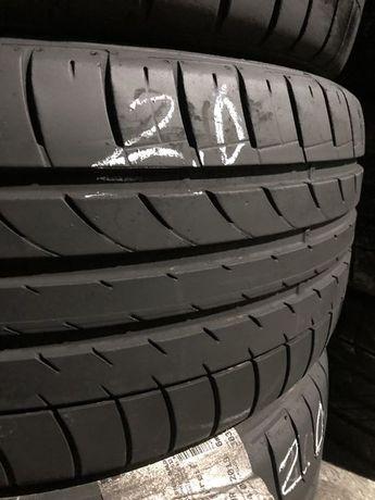 Шины 255/40 19 Dunlop SP Quattromaxx ПАРА