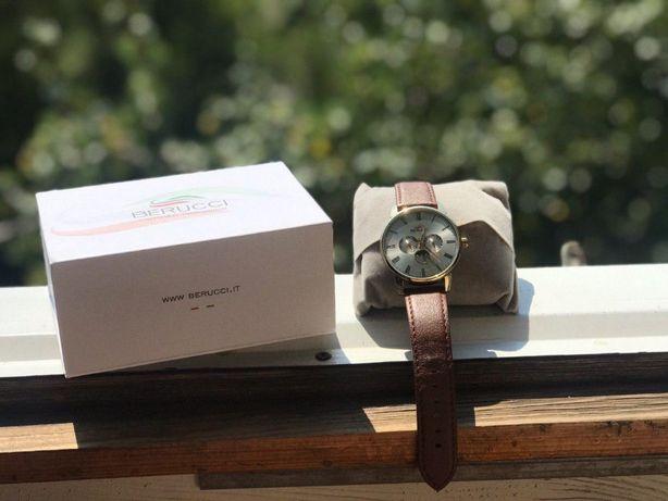 Оригинальные часы Berucci в отличном состоянии, можно на подарок