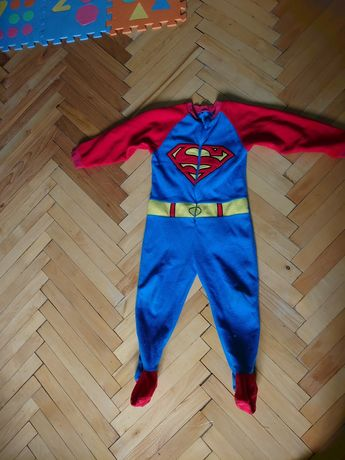 Комбинезон пижама человек