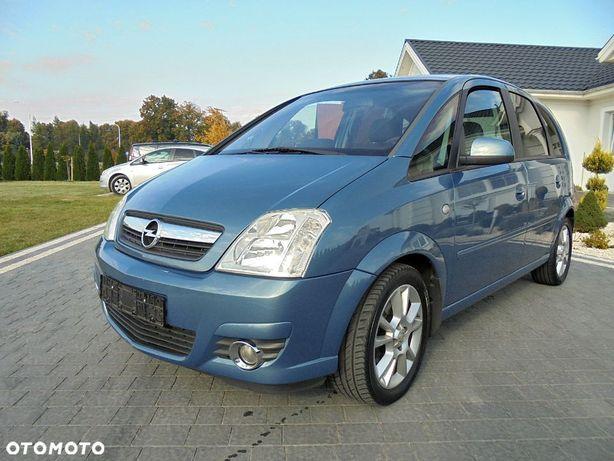 Opel Meriva COSMO*1.6 16V*Klimatronic*Bogata opcja wyposażenia*Sprowadzona*Oplacon
