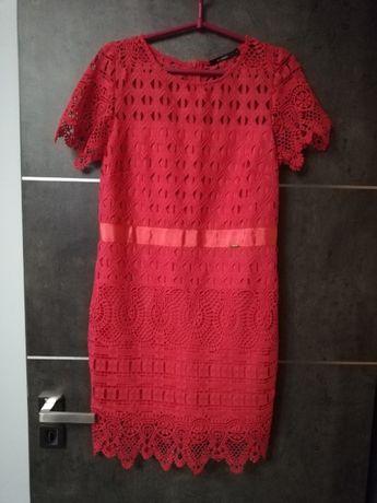 Sukienka Monnari 38 M wesele chrzciny Komunia wyprzedaż szafy