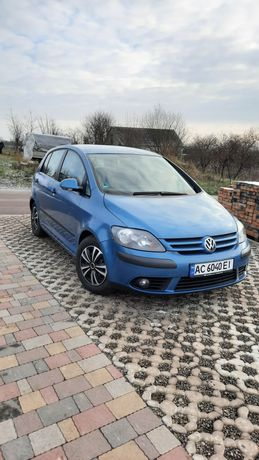 Volkswagen golf plus 1,6